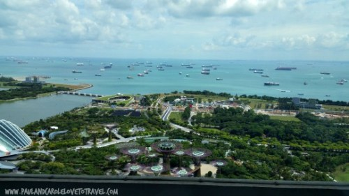 travel tips singapore view from marina bay things to do