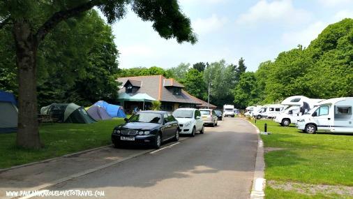 Cardiff Caravan and Camping Park