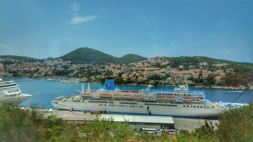 We joined the Thomson Celebration Cruise Ship in Dubrovnik for a 7 night Adriatic Cruise. We had been recommended Thomson cruise via friends and really liked the Adriatic Affair itinerary. The cruise was visiting Croatia, Slovenia, and Albania