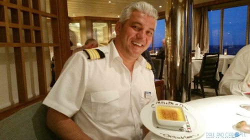 Thomson Dream Cruise Ship octavian hotel manager perfect host cruising professionals crew