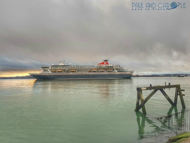 Balmoral Cruise Ship Fred Olsen Cruise Lines Paul And Caroles Day - Balmoral cruise ship schedule