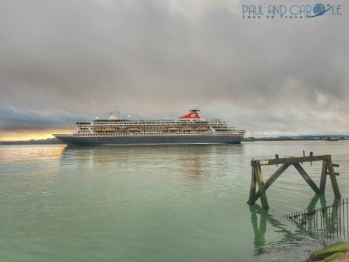 Fred Olsen Cruise Line Balmoral ship southampton visit what do they have to offer