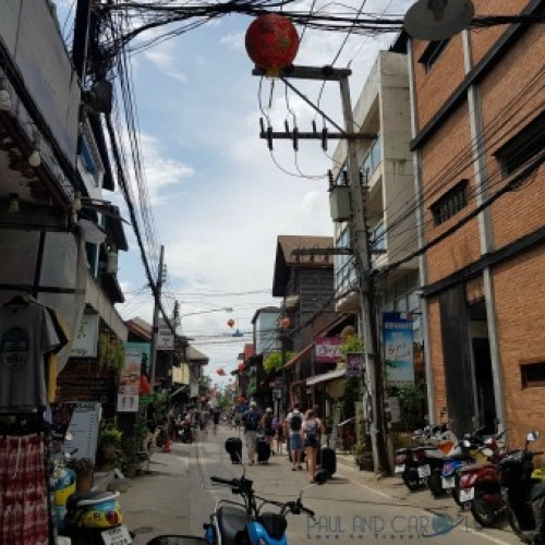 Enjoy Beach Hotel Review Fisherman's Village Koh Samui Paul and carole love travel thailand