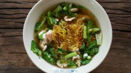 #noodle #soup 3thai #food #cruising #cruise #port #review #information #kohsamui #samui #nathon #thailand #marella #discovery #cruiseship