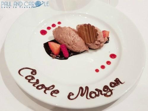 Dessert Latitudes restaurant Marella Explorer 2 Cruise Ship  #cruise #ChooseCruise #cruising #marella #MarellaExplorer2 #TUI