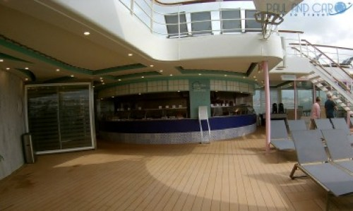 Beach cove restaurant Marella Explorer 2 Cruise Ship Review  #cruise #ChooseCruise #cruising #marella #MarellaExplorer2 #TUI #explorer #review