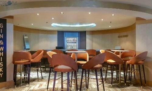 Whiskey and Gin Bar Marella Explorer 2 Cruise Ship Review #cruise #ChooseCruise #cruising #marella #MarellaExplorer2 #TUI