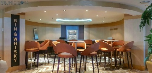 Whiskey and Gin Bar Marella Explorer 2 Cruise Ship Review    #cruise #ChooseCruise #cruising #marella #MarellaExplorer2 #TUI