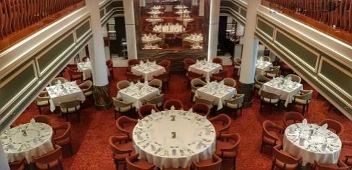 Grand dining room Saga new cruise ship #saga #cruises #spirit #discovery