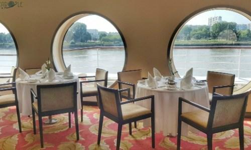 Fred Olsen Braemar grampian restaurant.#fredolsen #fredolsencruiseline #braemar #cruiseship #choosecruise #cruising #cruise #paulandcarole