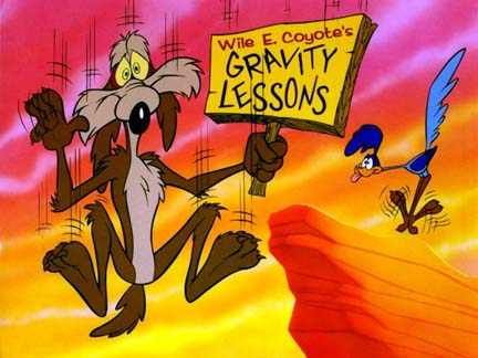 Wile E. Coyote & the Roadrunner