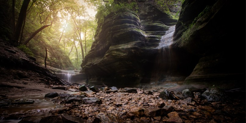 Matthiessen-State-Park-waterfall-photography-4