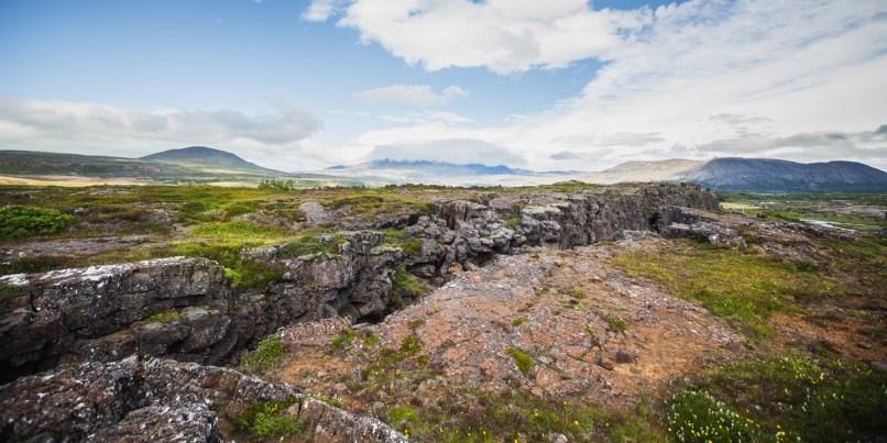 Þingvellir icleand landscape photography