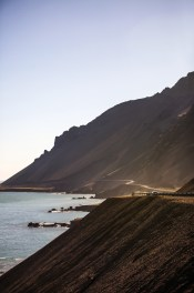 East Iceland coast Photography