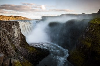 North Iceland dettifoss Waterfall Photography