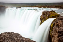 North Iceland godafoss waterfall photography 2