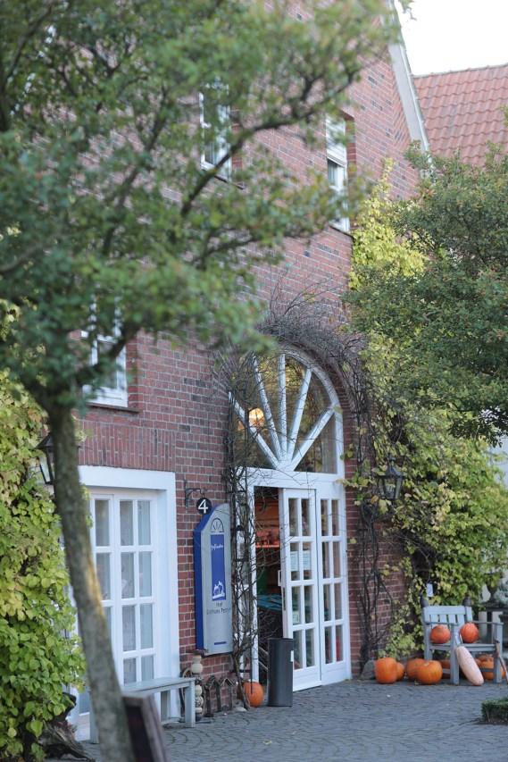 Eingang Hofladen Hof Grothues-Potthoff