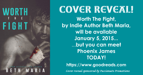 Photo image of the cover of Worth The Fight, a novel by erotic romance author Beth Maria
