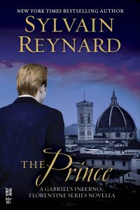 photo of the cover of The Prince, a novella by Sylvain Reynard