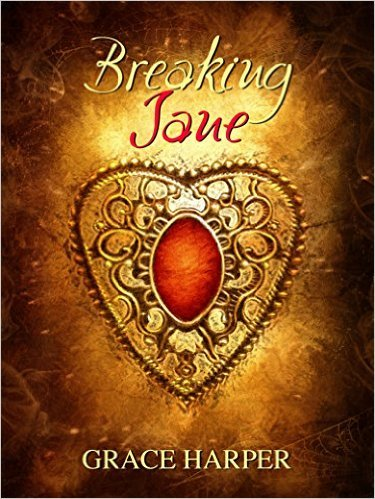Book Cover, Breaking Jane, a new novel released by Grace Harper