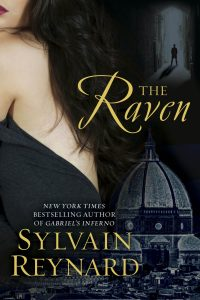 Book cover - the Raven, by Sylvain Reynard, book 2 of the Florentine Series