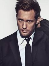 Alexander Skarsgard, muse for the character of Derek in the Swept Away series by Rosemary Willhide