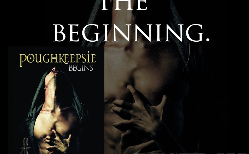 Poughkeepsie Begins: Book Review & Author Interview!