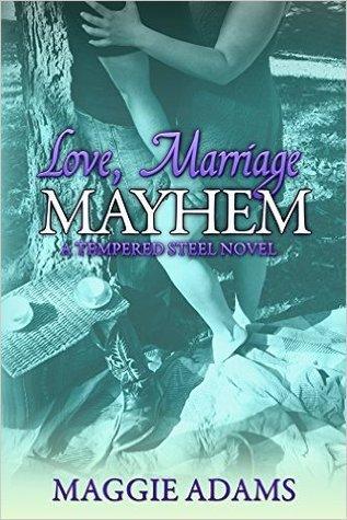 Love, Marriage, Mayhem Cover