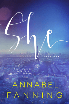 Book Cover - She, Part 1 by Annabel Fanning