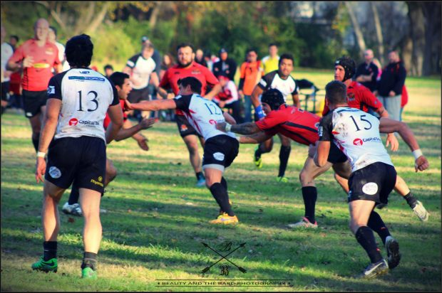 Photos of Griffins Rugby players in action