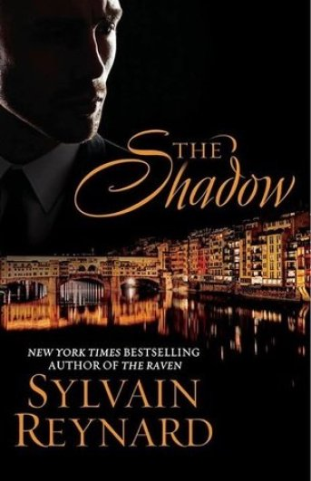 Photo of the cover of The Shadow, by Sylvain Reynard