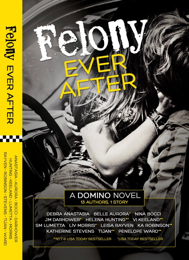 Photo of the cover of Felony Ever After