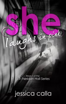 Cover Photo - She Laughs in Pink - Jessica Calla