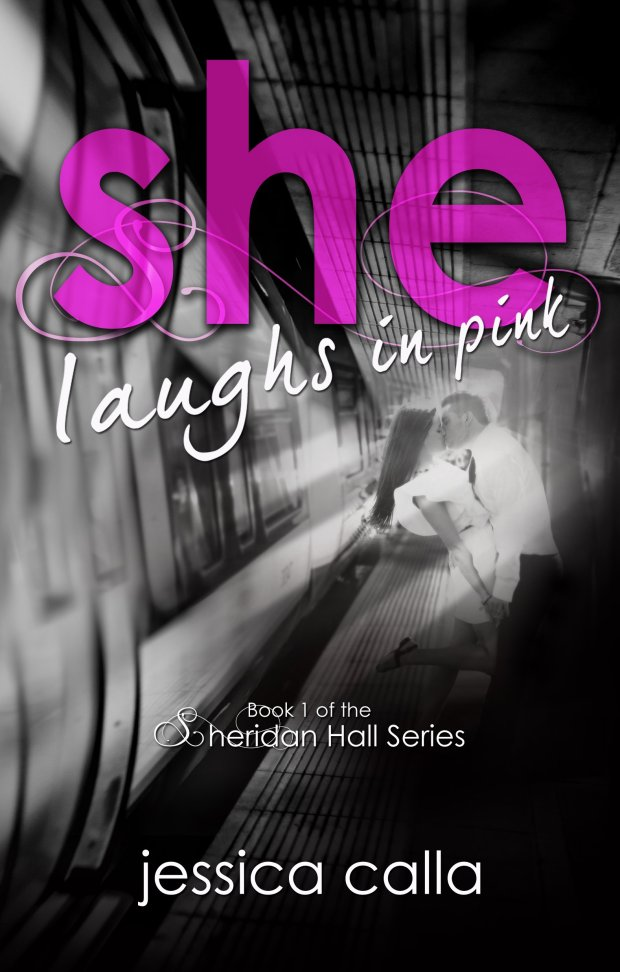 Cover Photo - She Laughs in Pink - Jessica Calla