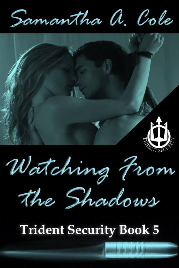 Photo cover of Watching from the Shadows, by Samantha A. Cole