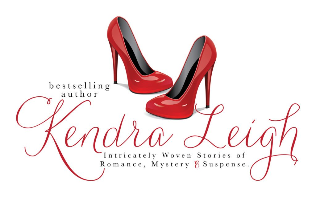 Logo for Kendra Leigh, author of the Bound trilogy