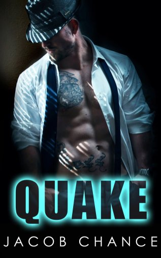 Book Cover, QUAKE, by Jacob Chance