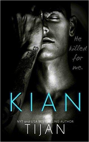 Kian, by Tijan - on sale this week