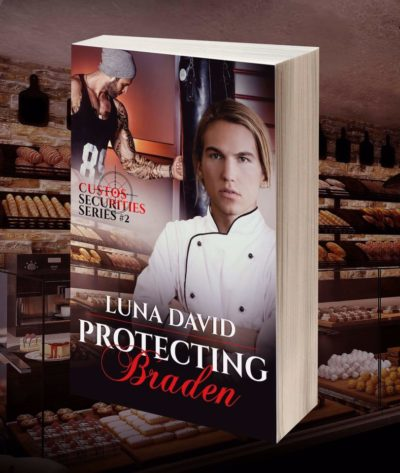 Protecting Braden, by Luna David — New Release!