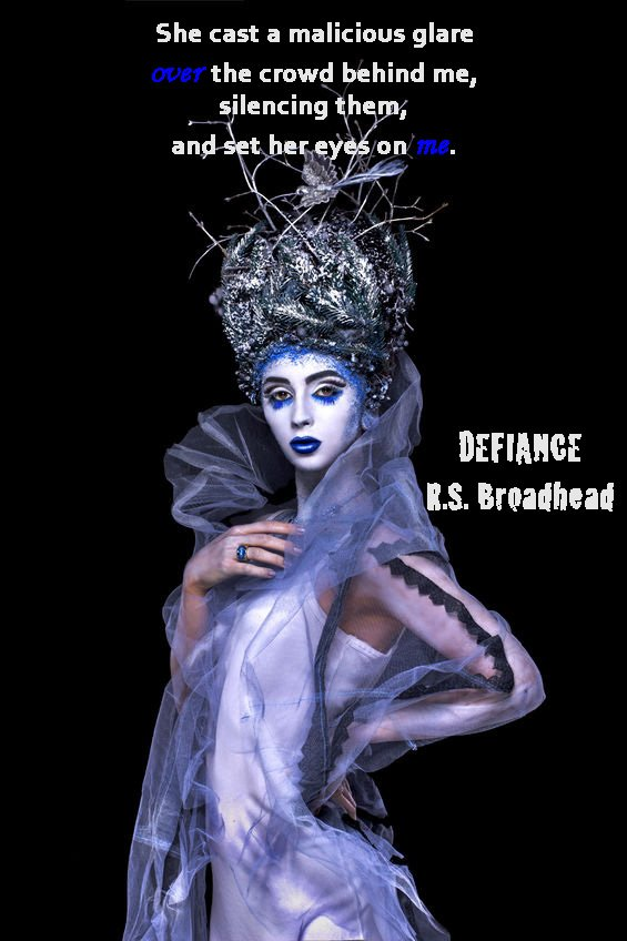 A teaser quote and paranormal photo from Defiance, #1 of the Reaper Series by R S Broadhead