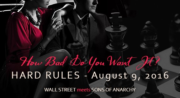 Teaser for Hard Rules, by Lisa Renee Jones