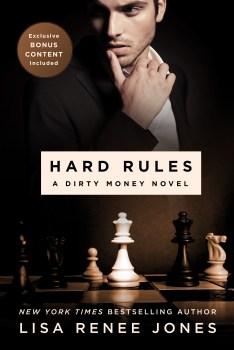 Book Cover, Hard Rules, by Lisa Renee Jones
