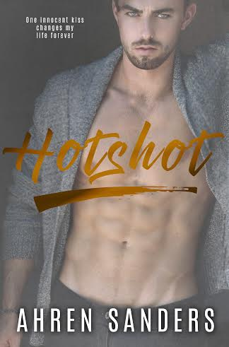 Book Cover, Hotshot by Ahren Sanders