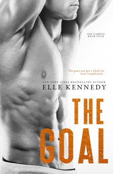 Book Cover, The Goal, by Elle Kennedy