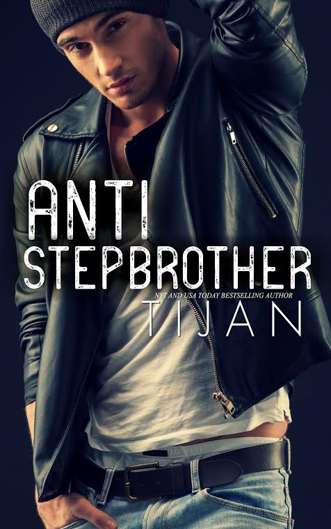 Book Cover, Anti-Stepbrother, by Tijan