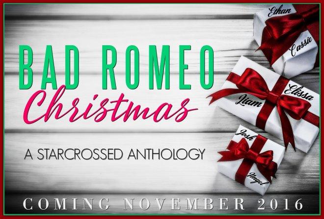 Photo Ad for Bad Romeo Christmas