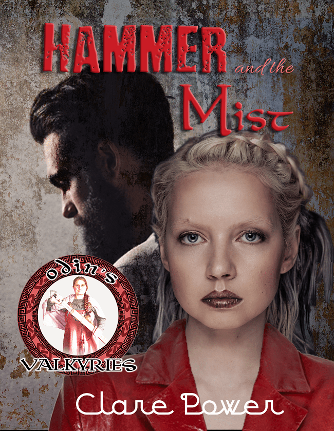 Cover, Hammer and the Mist, by Clare Power