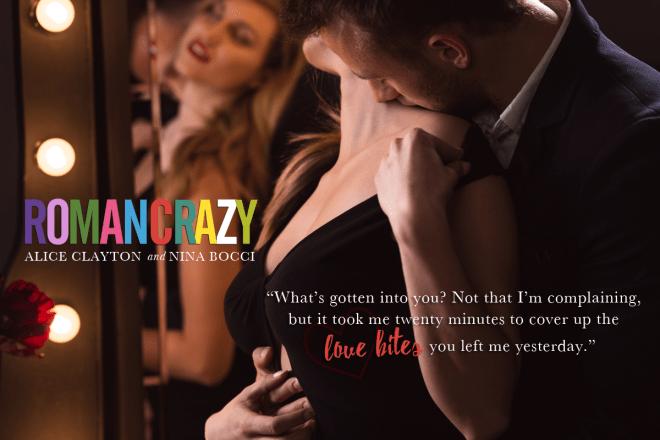 Love Bites Quote from Roman Crazy