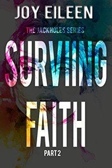 Book Cover, Surviving Faith, by Joy Eileen