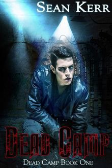 Book Cover, Dead Camp, book 1